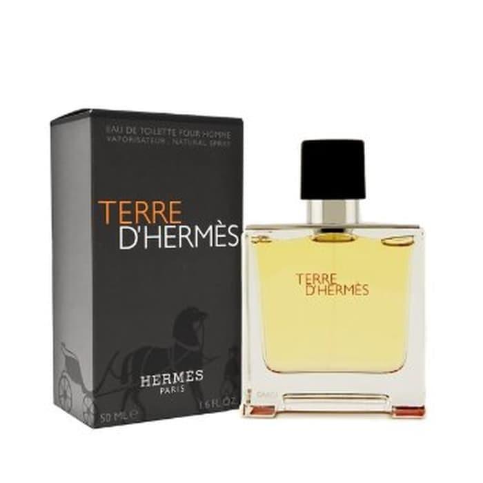 Terlaris Parfum Pria Terre D'Hermes
