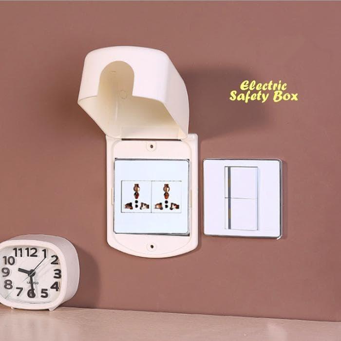 Terlaris Electric Safety Box (Kotak Pengaman Stop Kontak)