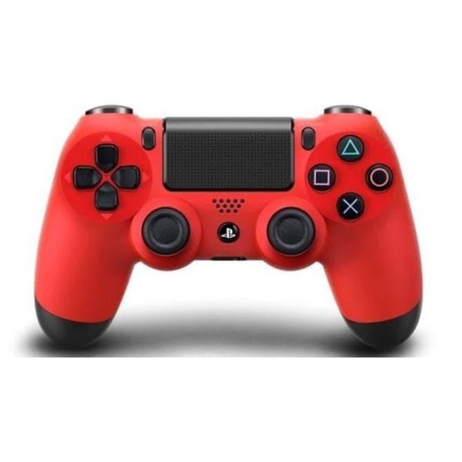Foto Produk Terlarisss Ps4 Dualshock 4 Wireless Controller Red (New Model) dari ajishopp