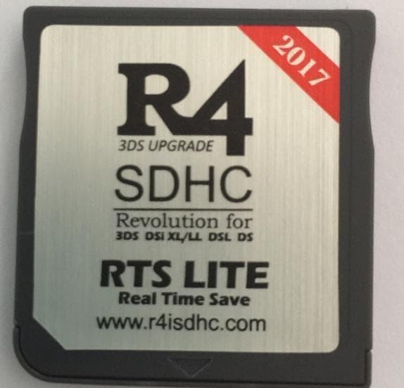 Foto Produk Terlarisss R4I-Sdhc 3Ds Rts dari ajishopp