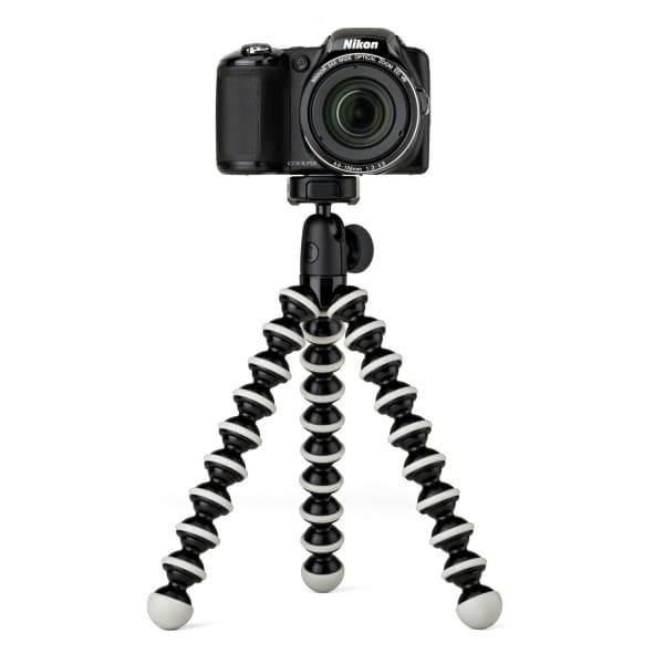 Gorilla Camera Holder Beritawan NET Source · Tripod Gorilla Medium Plus Holder Flexible pod Kamera Action Cam Merah