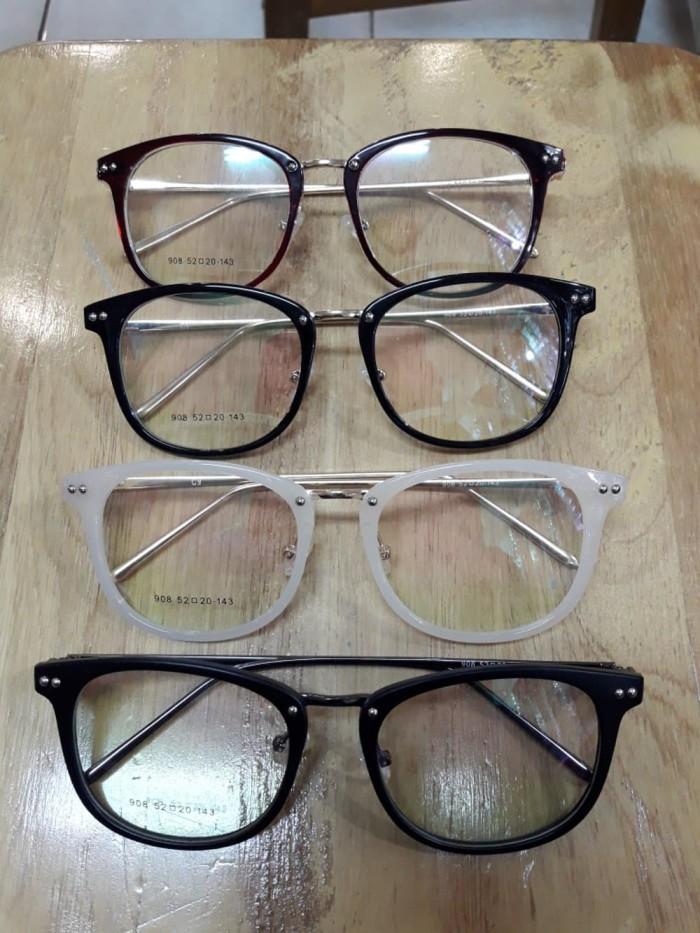 Jual frame kacamata korea frame kacamata terbaru+lensa minus Diskon ... b78277372a