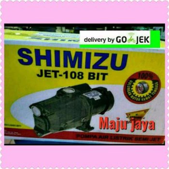 Info Pompa Air Shimizu Semi Jet Pump Hargano.com