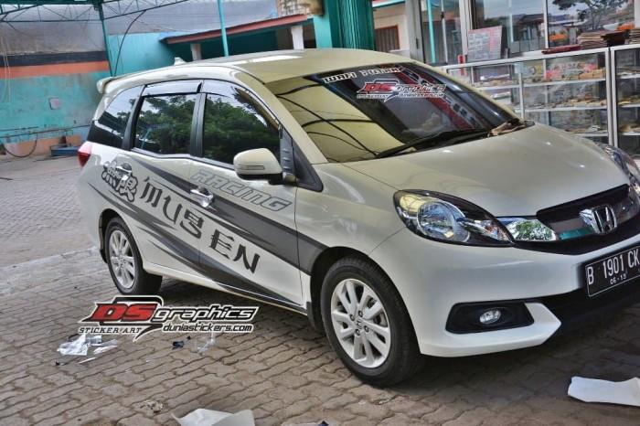 Jual Cutting Stiker Mobilio Stiker Honda Mobilio Brv Diskon Virza