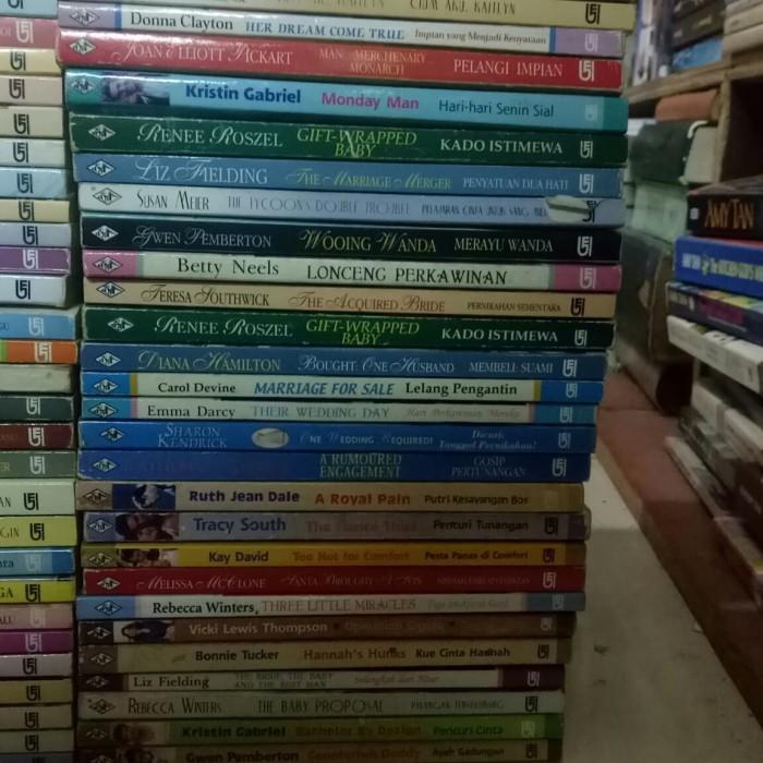 Jual Novel Harlequin Campur2 Book Tokopedia