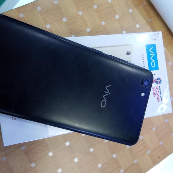 Jual Vivo Y71 Handphone Warna Hitam Kota Surabaya Nofita