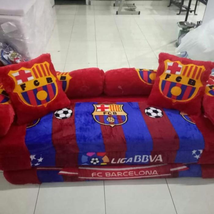 Jual Sofa Bed Barcelona Kab Blitar