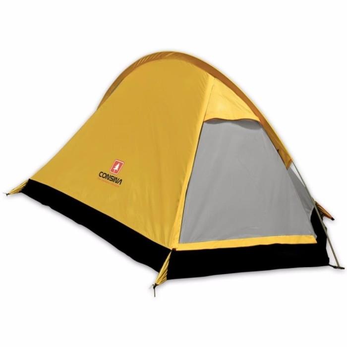 Info Tenda Consina Kapasitas 2 Orang Travelbon.com