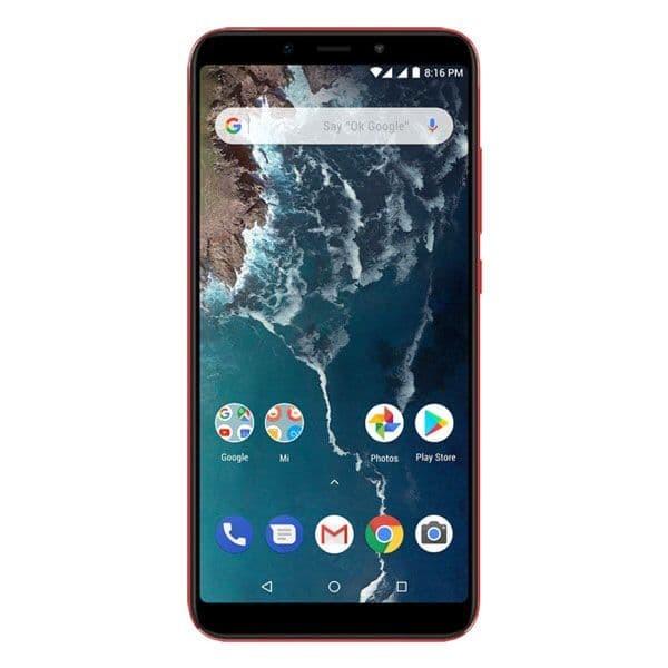 harga Xiaomi mi a2 (4gb/64gb) - red Tokopedia.com