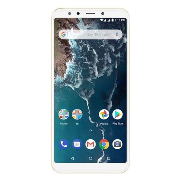 harga Xiaomi mi a2 (4gb/64gb) gold Tokopedia.com