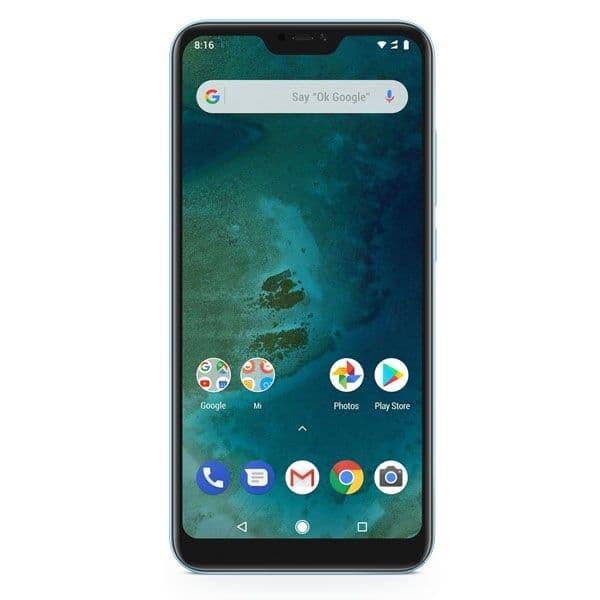 harga Xiaomi mi a2 lite (4gb/64gb) - blue Tokopedia.com