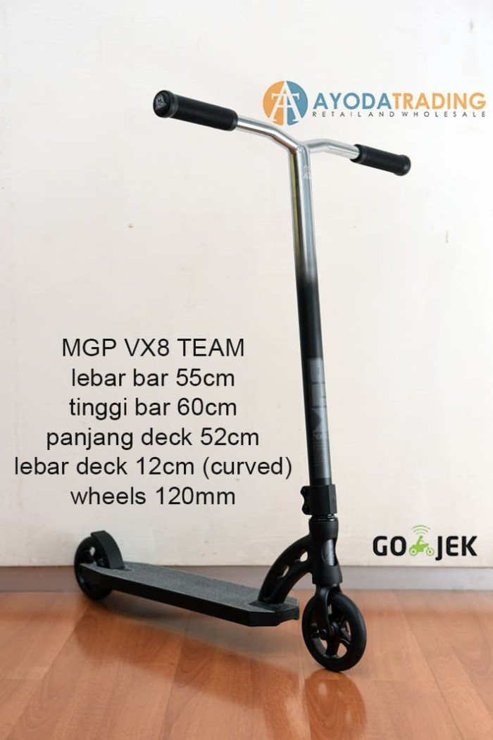 MGP VX8 Team Edition Grip Tape Electric Blue