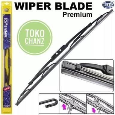 harga Wiper blade hella premium 14  16  17  18  original Tokopedia.com