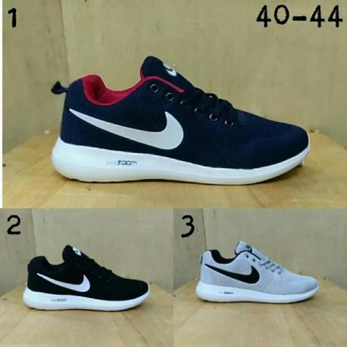 Sepatu nike running pria sepatu olahraga sepatu snakers 3 warna