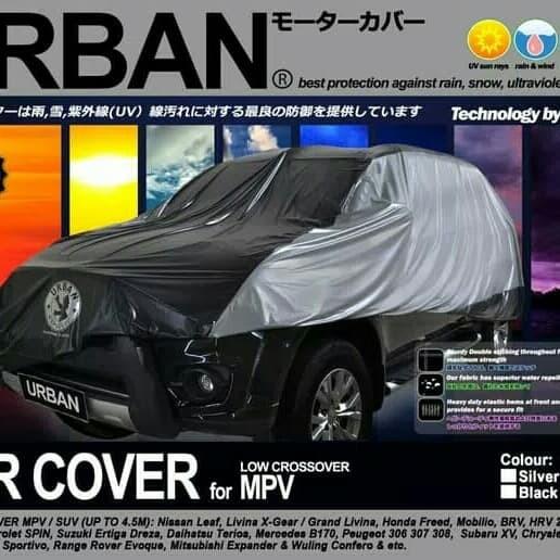 Foto Produk URBAN COVER / SELIMUT / SARUNG MOBIL LC MPV HRV BRV MOBILIO WATERPROOF dari Hanz Accessories