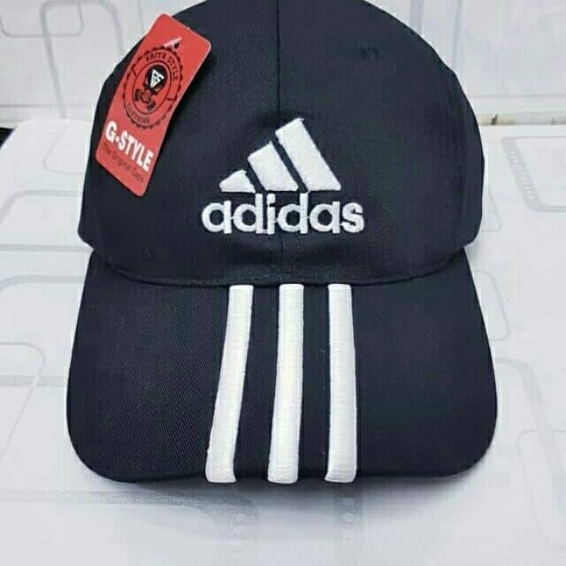 Jual Topi Adidas List Putih Unisex Murah - Jelly Gamat Gold-G ... 98f7bedb69