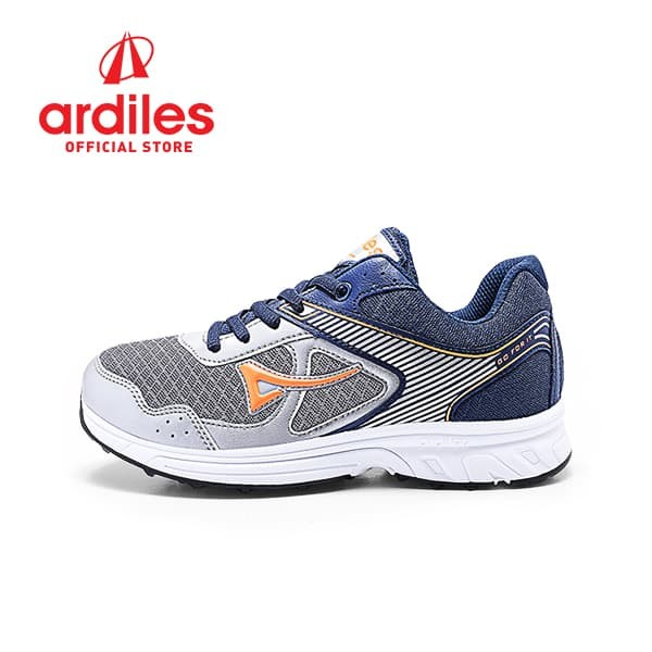 Jual Ardiles men Kamikaze Sepatu Sneakers - Abu Navy - Abu Navy e4fd0ece10
