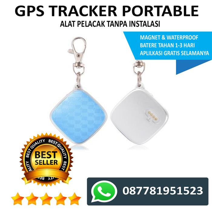 Alat Sadap Suara bentuk Gantungan kunci atau tas dengan gps tracker