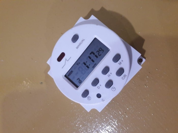 harga Timer mesin tetas telur 220v pln langsung untuk mesin penetas telur Tokopedia.com