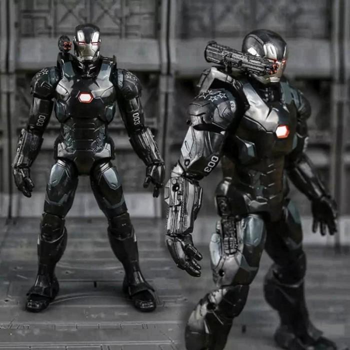 harga Marvel Legends War machine Civil War Captain America Tokopedia.com