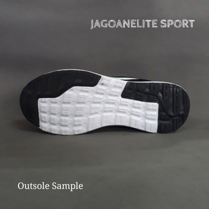 Jual Sepatu Gowes Nike Zoom Airmax Pria Flyknit Lunarlon. - Hitam ... 5b86e9e72d