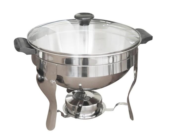 harga Maspion panci prasmanan panda deep soup bowl 22cm tutup kaca Tokopedia.com