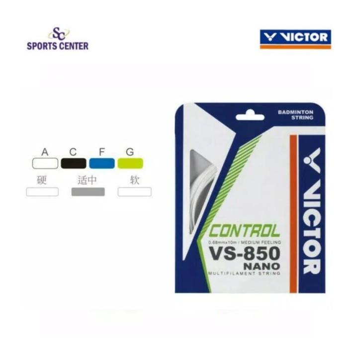 harga Senar badminton victor vs 850 Tokopedia.com