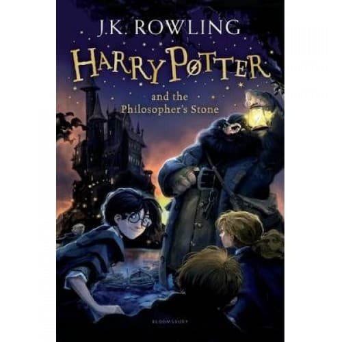 harga Harry potter and the philosopher's stone by j. k. rowling Tokopedia.com