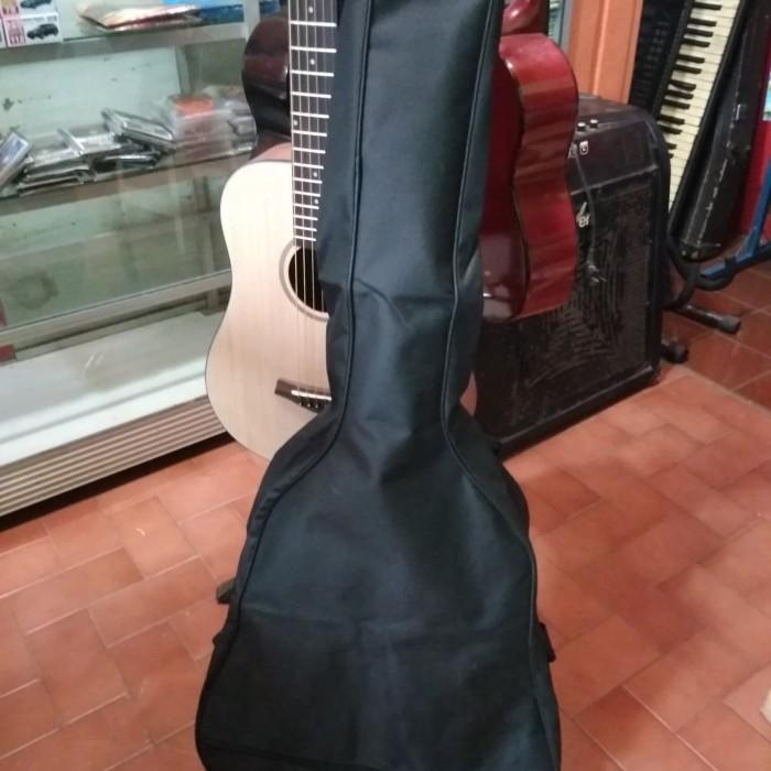 harga Softcase alat musik gitar akustik sarung tas gitar obral murah Tokopedia.com