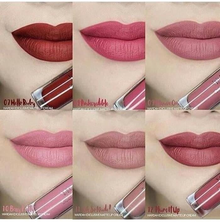 Info Lipstik Lip Cream Wardah Travelbon.com
