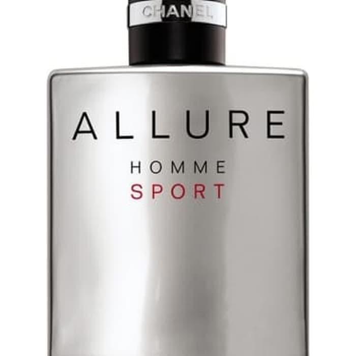 Jual Parfum Original Reject Chanel Allure Homme Sport 100 Ml Best