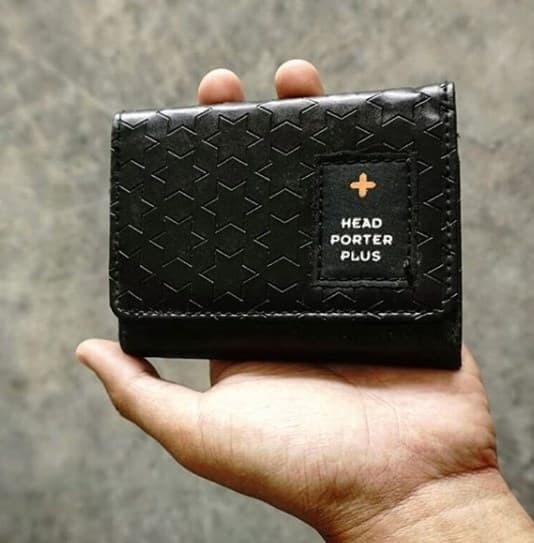 d7c38bcc88af Jual Head Porter Plus Three Part Unisex Wallet (Smart Japan Magz Apx ...