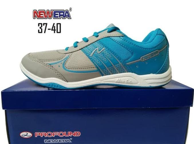 Jual Sepatu New Era Javelin Sepatu Sport Running Senam Wanita Casual ... cfb7f484bc