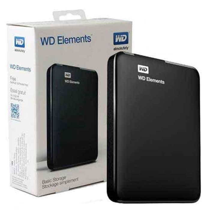 Jual HDD Harddisk Hardisk Eksternal WD ELEMENTS ELEMENT 1TB 1 TB ...