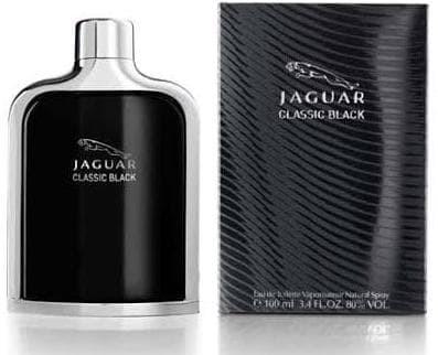 Foto Produk Parfum Original 100% Box Segel Jaguar Classic Black For Men Termurah dari antonparco98