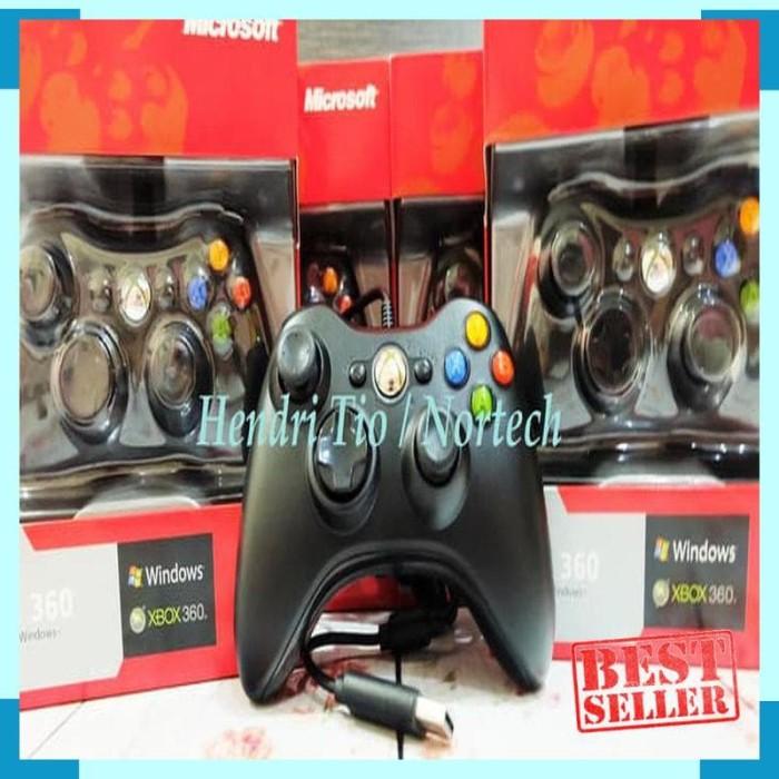 Foto Produk Joystick & Wheel - Stick / Stik Xbox 360 Wired Premium dari burlmhester