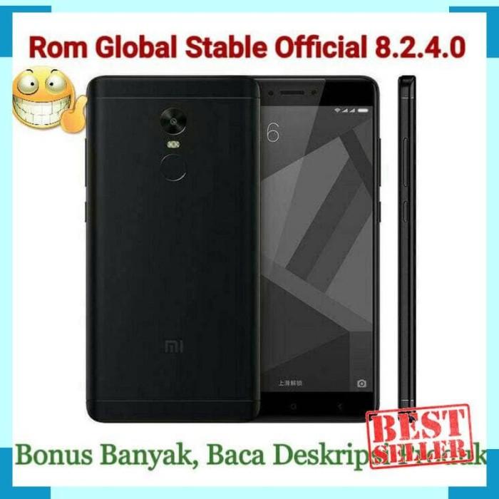 Handphone & Tablet - Xiaomi Redmi Note 4 Snapdragon / Redmi Note 4X -