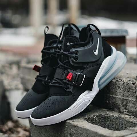 Jual Sepatu Sneakers Nike Air Force 270 Black White - DKI Jakarta ... 932d15661