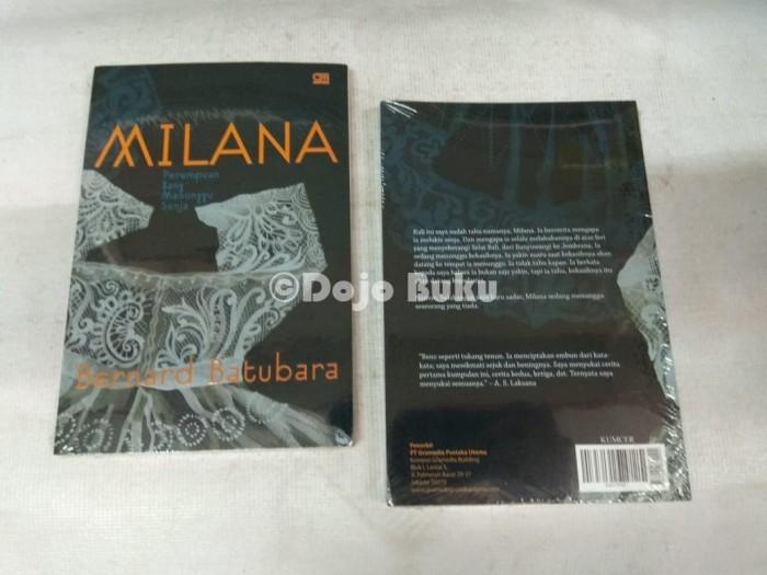 harga Milana ( bernard batubara ) cover baru Tokopedia.com