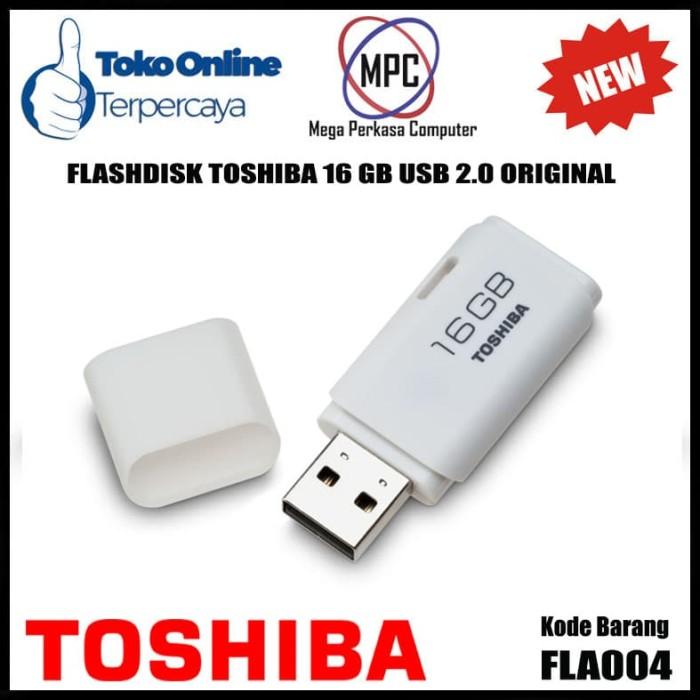 harga Flashdisk toshiba 16 gb usb 2.0 resmi original Tokopedia.com