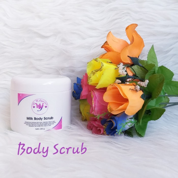 harga Body scrub dr. widya / dr. widyarini skincare Tokopedia.com