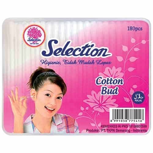 Selection Cotton Bud Selection 180 - Blanja.com