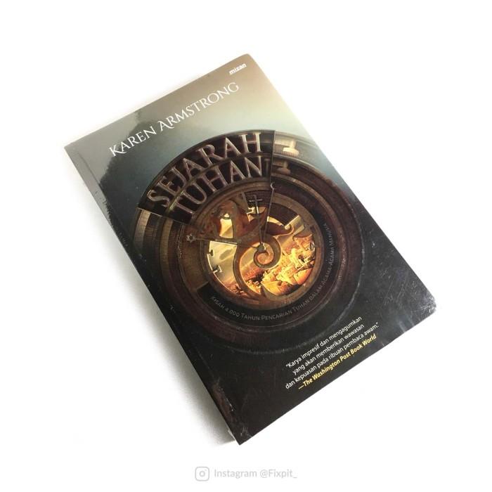 harga Buku sejarah tuhan karen armstrong edisi baru asli Tokopedia.com