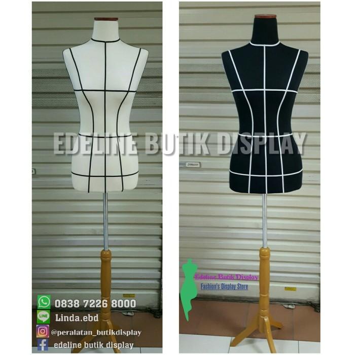 Jual manekin dressmaking jahit atau patung display - edeline butik ... d72f641fdc