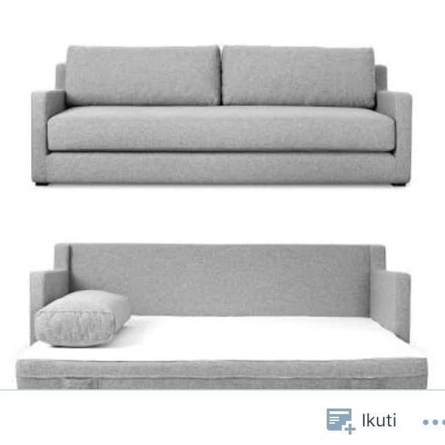 Jual Sofa Bed Lipat Packing Untuk Pengiriman Luar Jabodetabek
