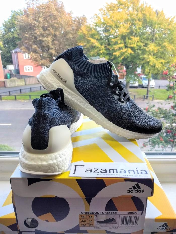 ed268344e16 Jual Sepatu Adidas Ultra Boost Uncaged 4.0 Tech Ink - Kota Bekasi ...