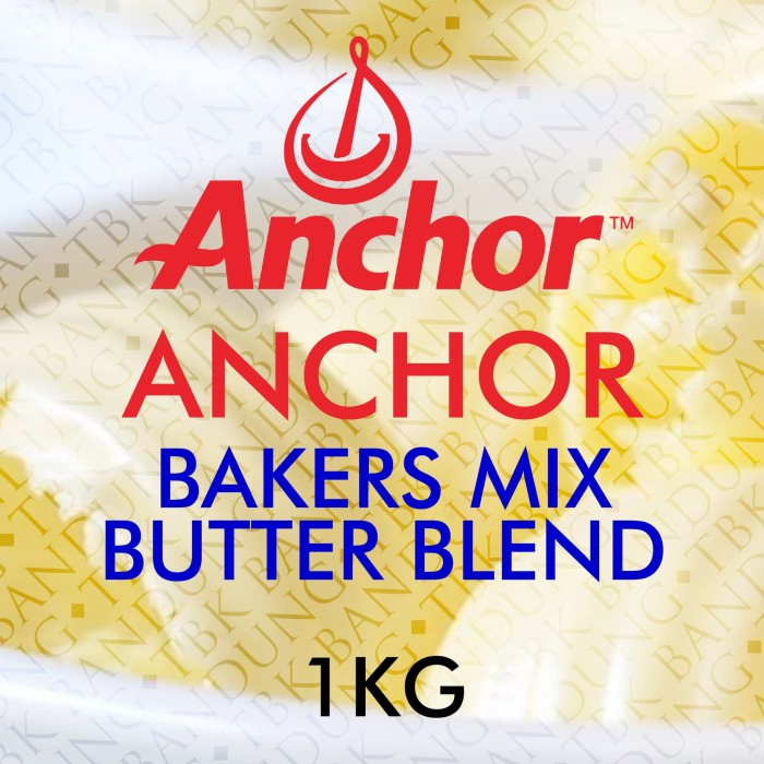 Foto Produk Anchor Bakers Mix Repack 1000 gr - 1000 dari TBK Bandung