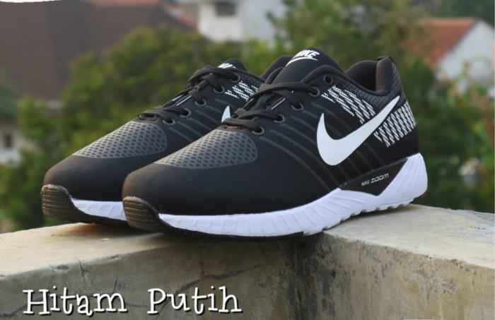 buy online b765c f81aa Jual Sepatu Nike Air Max Zero Running Pria Cowok Grade Ori banyak warna -  Hitam, 40 - Kota Bandung - vdf | Tokopedia