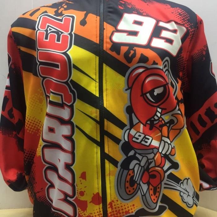 harga Jaket moto gp marquez - jaket honda Tokopedia.com