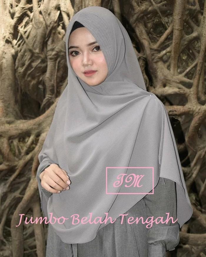 Jual Jilbab Khimar Jumbo Simple Pet Antem Hijab Bergo Syari Pet Jumbo Putih Kab Jepara Aminee Gulsye Galery Tokopedia
